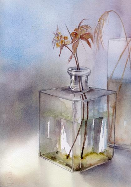 Vase oublié